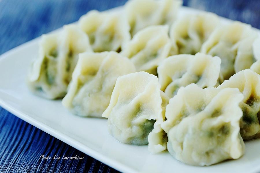 杂蔬水饺,营养均衡易消化,适合老人孩子吃 - 荷塘秀色 - 茶之韵