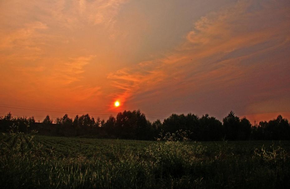 最北水兵龙江戏落日,北红村头边疆观日出--暑期东北行之二十三 - 侠义客 - 伊大成 的博客