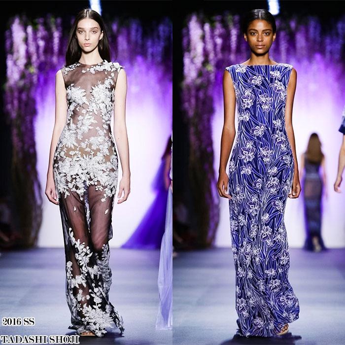 2016春夏纽约时装周来了-各花入各眼 - toni雌和尚 - toni 雌和尚的时尚经