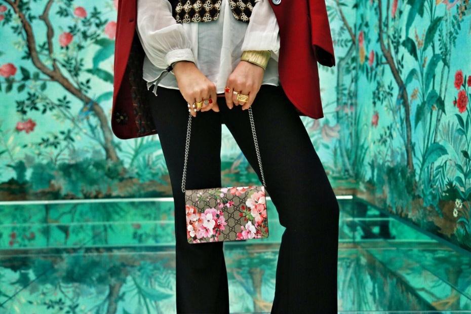 "Gucci""已然 / 未然""当代艺术展终于开展了 - toni雌和尚 - toni 雌和尚的时尚经"