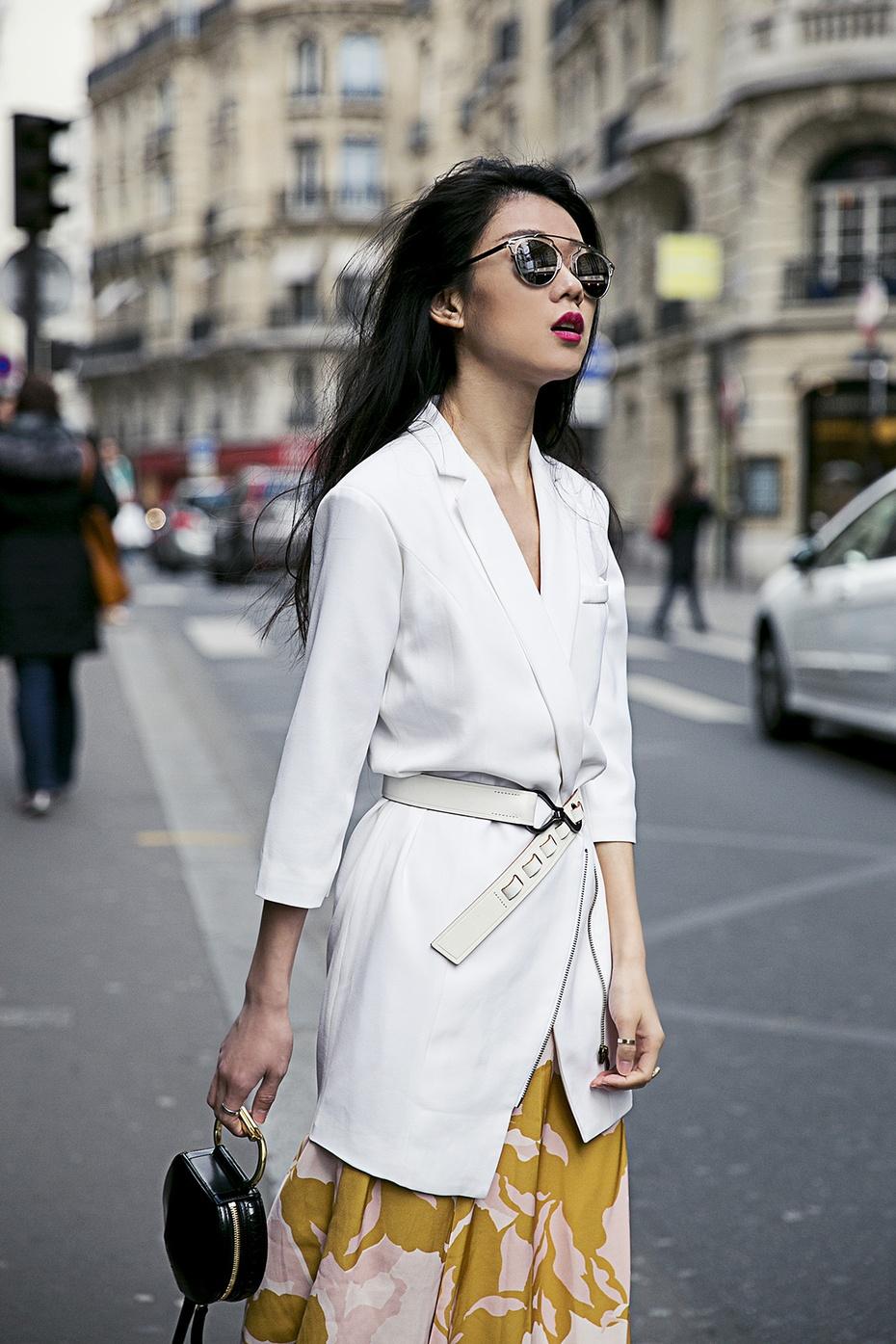 [Ava搭配日记]巴黎,优雅而精致的生活情怀 - AvaFoo - Avas Fashion Blog