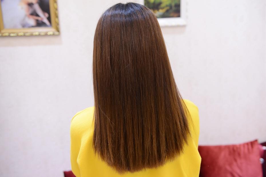 【袁一诺vivian】  轻松搞定新发型,纯净空气感女孩就是你! - 小一 - 袁一诺vivian