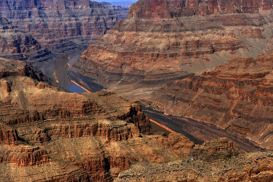 壮丽的科罗拉多大峡谷 - 长城雄风 ( 2 ) 博客 - 长城雄风『2』博客