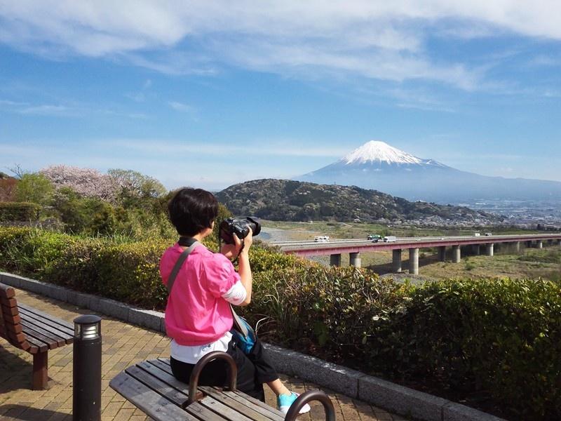 东京之旅:青衣白帽富士山 - 海军航空兵 - 海军航空兵