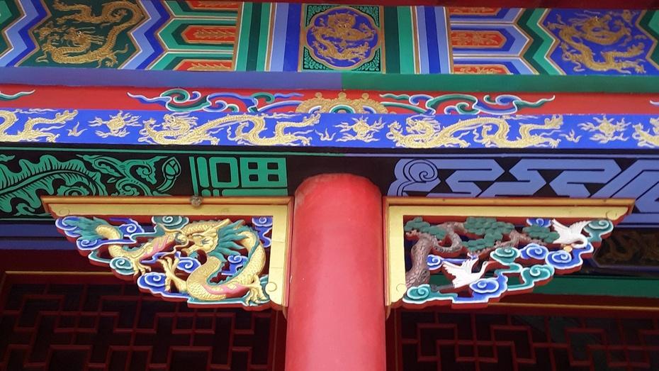 寺庙之:圣佛寺 - 淡淡云 - 淡淡云