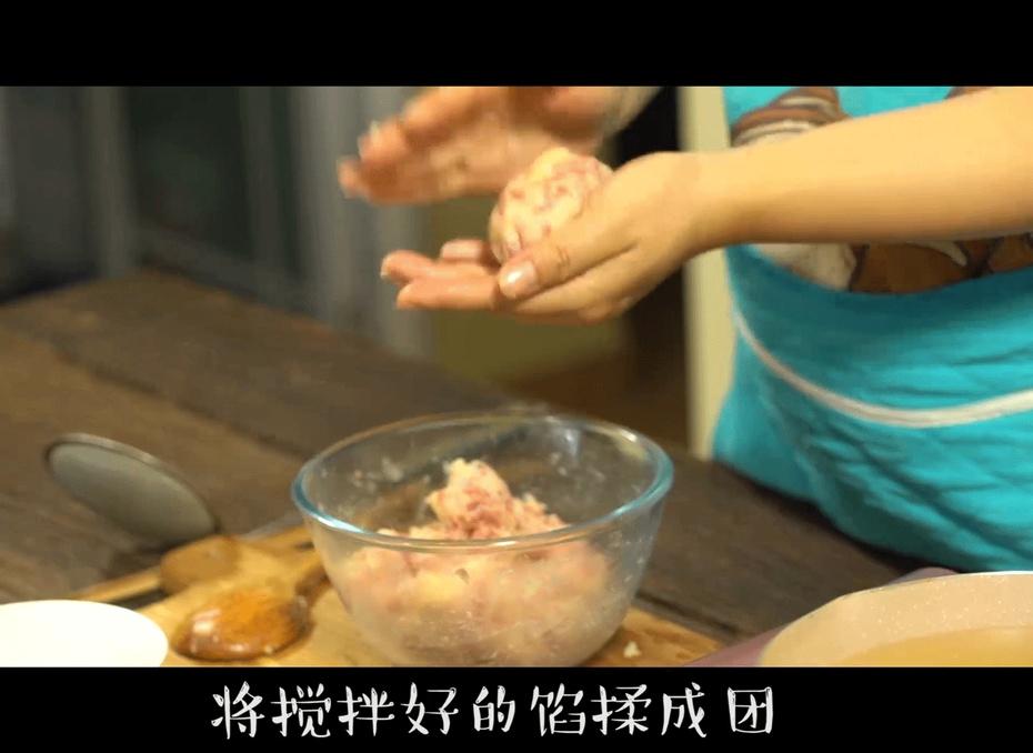 剩肉馅这样做,家人争着吃,味美可口外酥里香 - 蓝冰滢 - 蓝猪坊 创意美食工作室