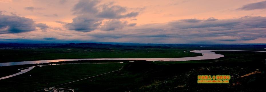 甘南川北行:秋色尽染花湖 逶迤九曲黄河 - 余昌国 - 我的博客