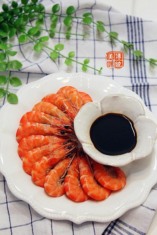 【白灼虾】一学即会的做法 - 纸皮核桃 微信 c24628 - 185纸皮核桃的美食博客
