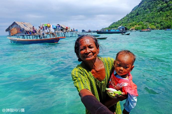 为生活在东南亚菲律宾,马来西亚和印度尼西亚一带海域的民族.