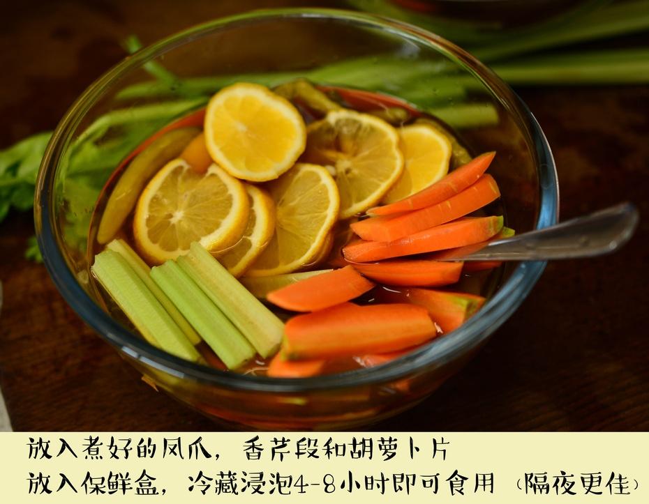 如何自制泡椒凤爪 - 蓝冰滢 - 蓝猪坊 创意美食工作室