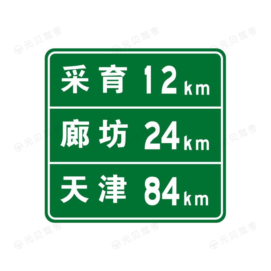 地点距离1