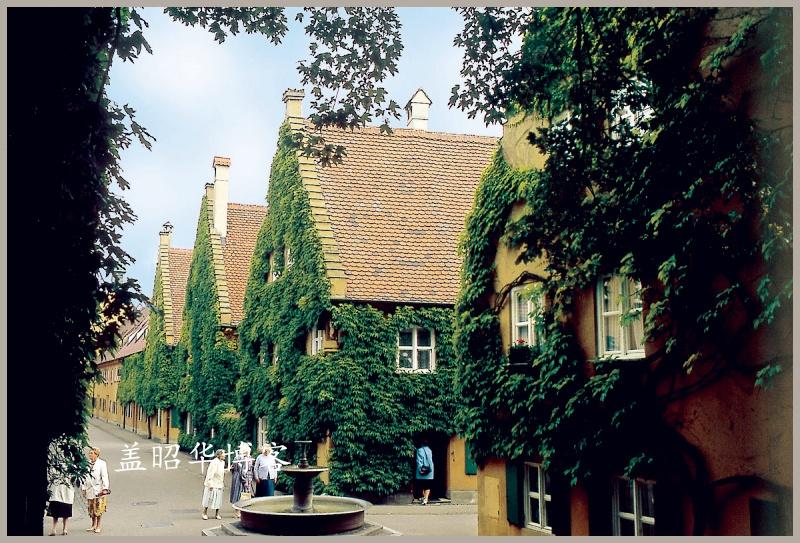 世界最早的廉租房如今还在用 - 盖昭华 - 盖昭华的博客