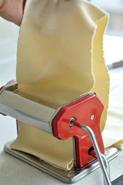 手擀面的四种做法,筋道滑弹,比面馆的好吃百倍!-狼之舞 - 荷塘秀色 - 茶之韵