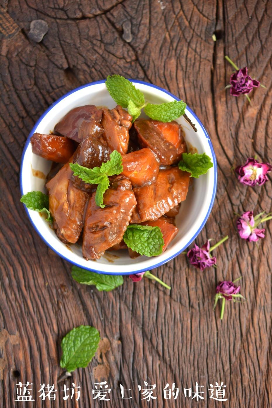 鸡翅最经典的做法是你想不到的它,学会快去嘚瑟哇 - 蓝冰滢 - 蓝猪坊 创意美食工作室