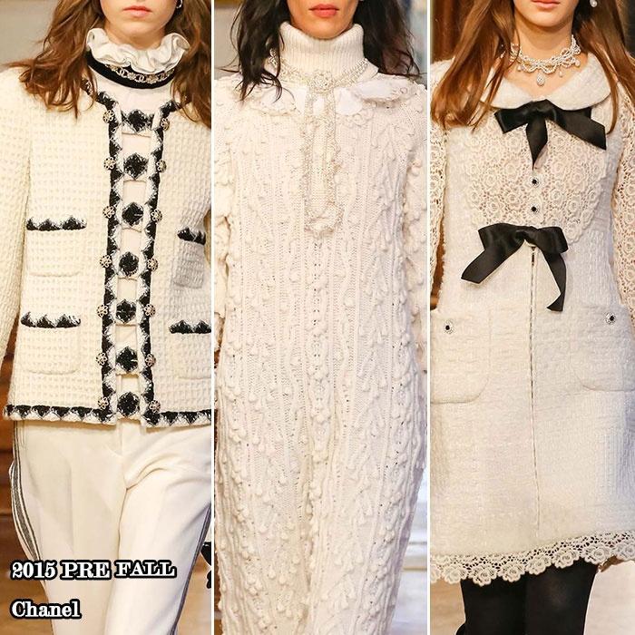 时尚经|Chanel 2015早秋巴黎萨尔茨堡高级手工坊大秀 - toni雌和尚 - toni 雌和尚的时尚经