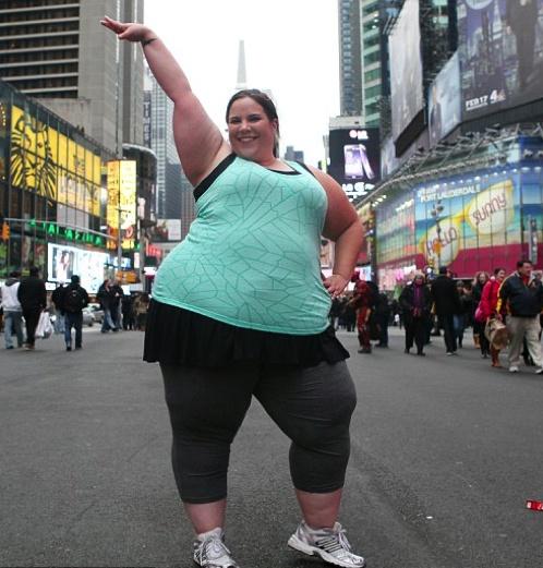 我很胖,但这并不值得羞耻 - 心路独舞 - 心路独舞