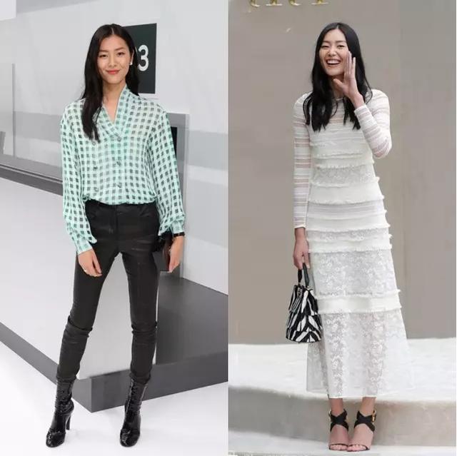 时装周上的中国女星 谁美谁雷自有分晓 - 嘉人marieclaire - 嘉人中文网 官方博客