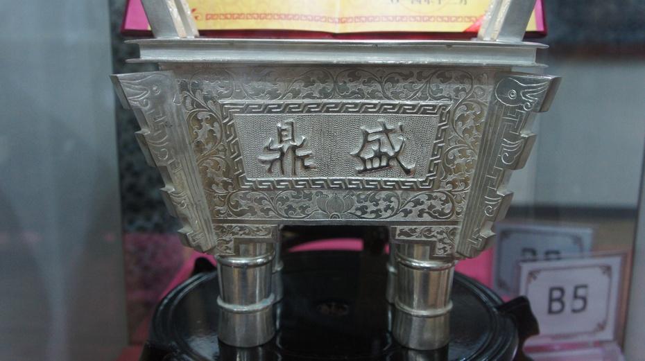 大银工坊:手工打造精美银器 - 余昌国 - 我的博客