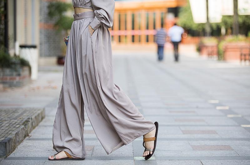 [Ava搭配日记]最便捷的出街度假利器 - AvaFoo - Avas Fashion Blog