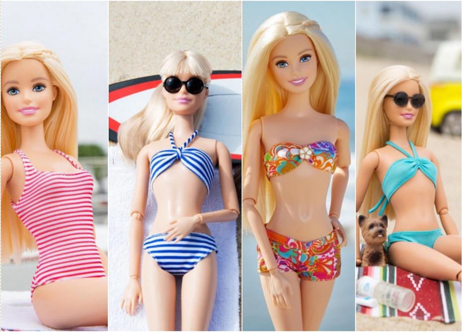 服不服|芭比才是时尚圈的不败教主 - toni雌和尚 - toni 雌和尚的时尚经
