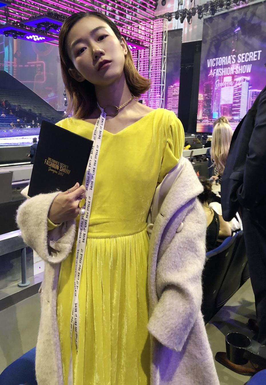 昨夜维密秀发生了什么,亲历者讲述! - AvaFoo - Avas Fashion Blog