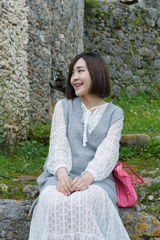 【周若雪Patty】土耳其之旅——被遗弃的鬼城kayakoy - 周若雪Patty - 周若雪Patty