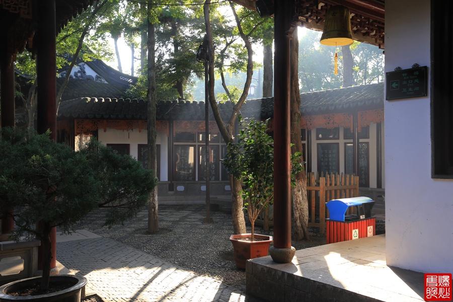 实拍:姑苏城外寒山寺 - 海军航空兵 - 海军航空兵