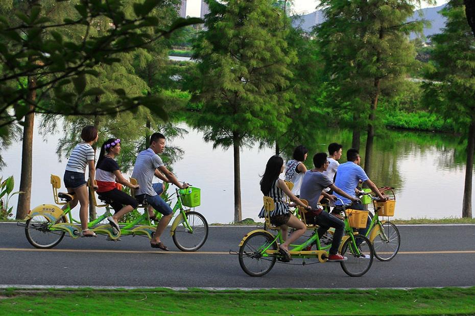 东莞:松山湖畔的温馨与美丽 - H哥 - H哥的博客