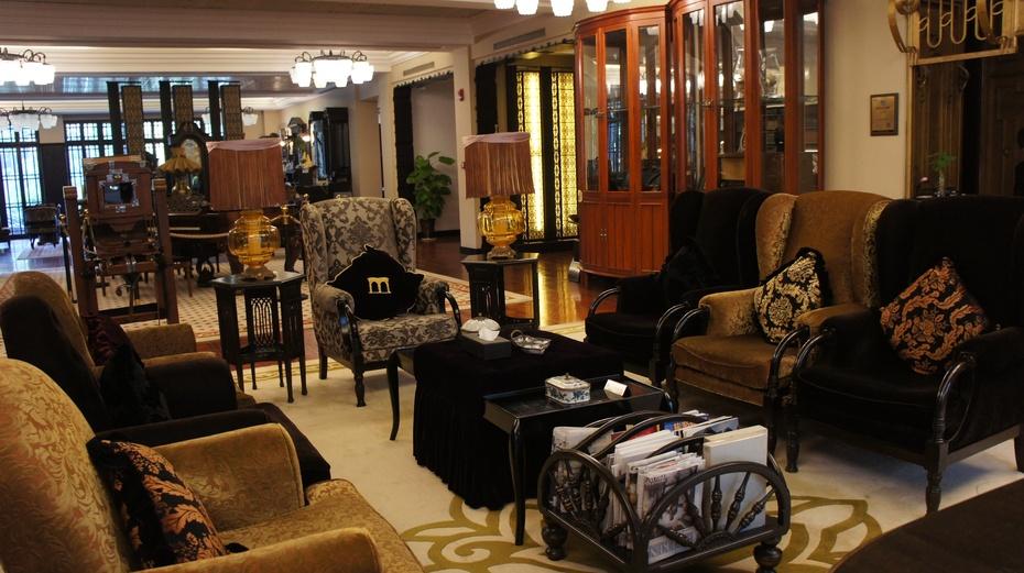 特色饭店之二十三:白公馆 - 余昌国 - 我的博客