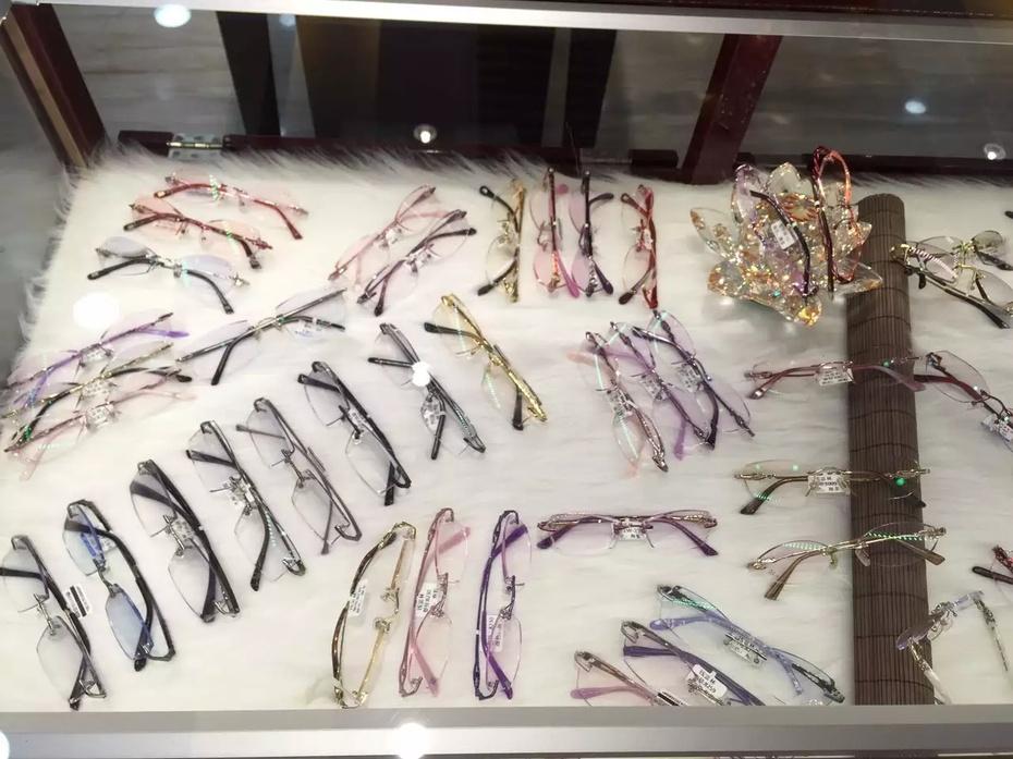 扬州游之八——丹阳眼镜 - 蔷薇花开 - 蔷薇花开的博客