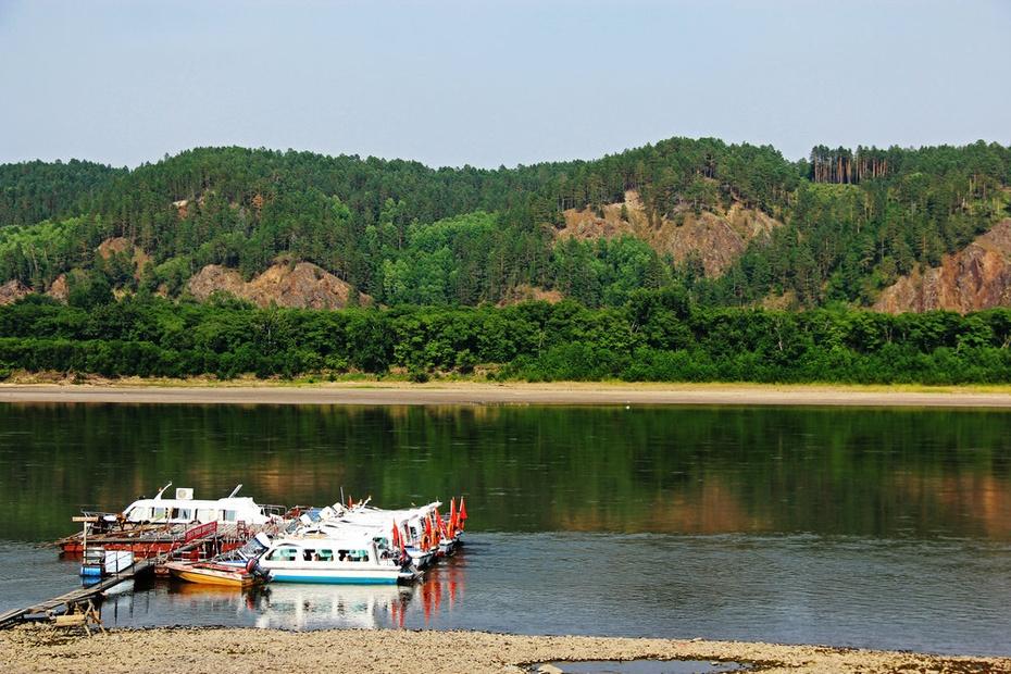 中国最北漠河市,黑龙江畔北极村-暑期东北行之二十二 - 侠义客 - 伊大成 的博客