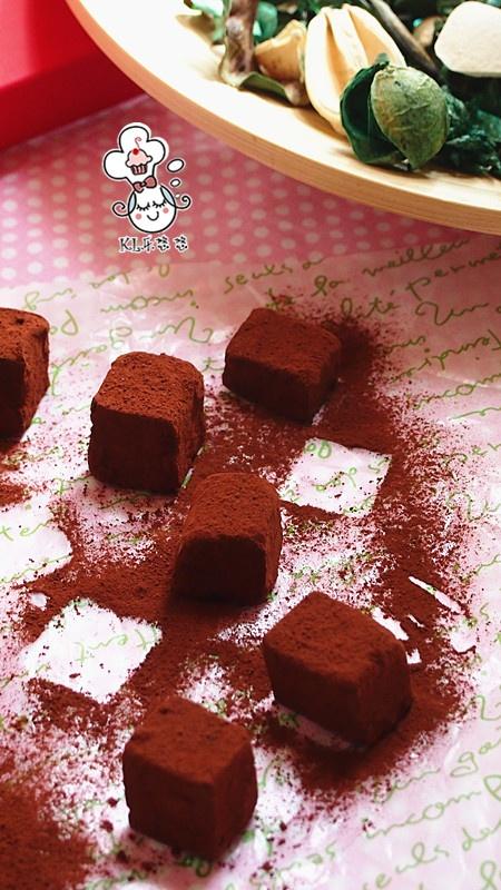 DIY松露巧克力 - 七夕情人节亲手做礼物更有意义 - 纸皮核桃 微信 c24628 - 185纸皮核桃的美食博客