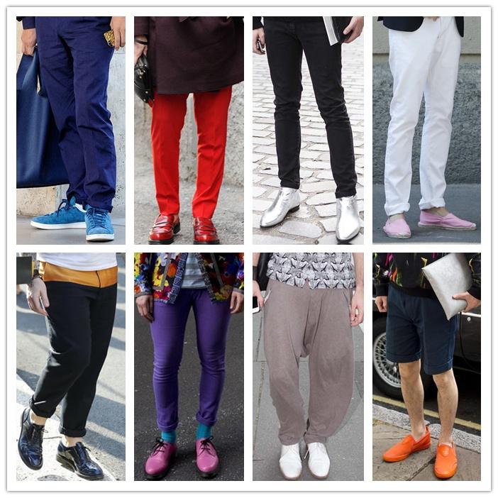 彩虹色鞋款趣味搭 - GQ智族 - GQ男性网官方博客