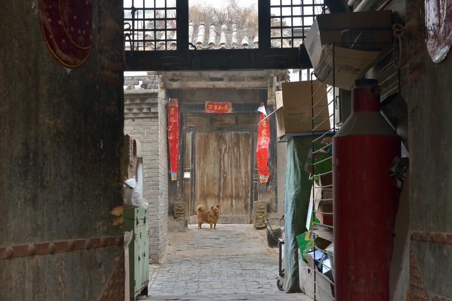 陕北风情(19)—— 千年米脂城_图1-18