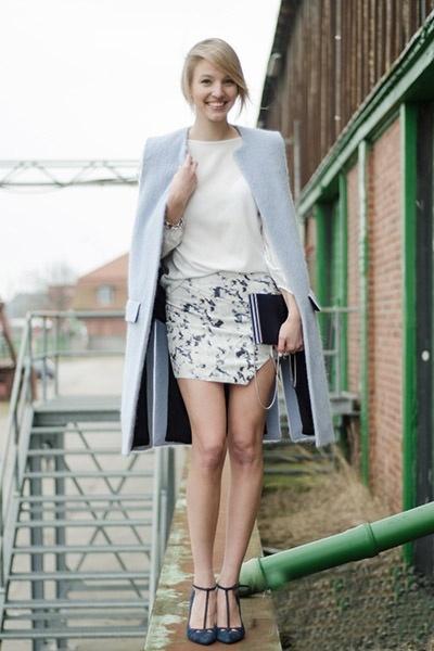 长假结束穿什么?外套mix裙装就是最佳方案 - 嘉人marieclaire - 嘉人中文网 官方博客
