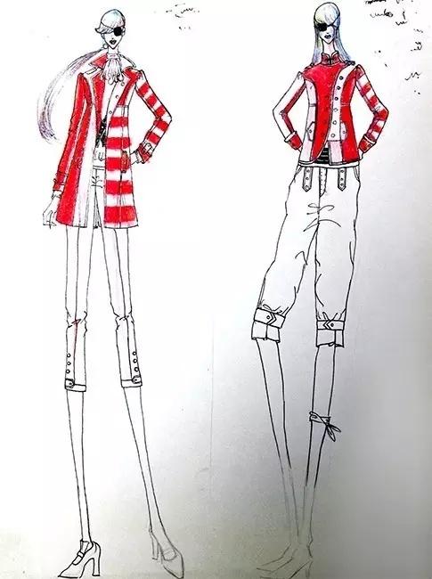 想和陈伟霆看起来般配,你要先有一件军装风的单品啊 - toni雌和尚 - toni 雌和尚的时尚经