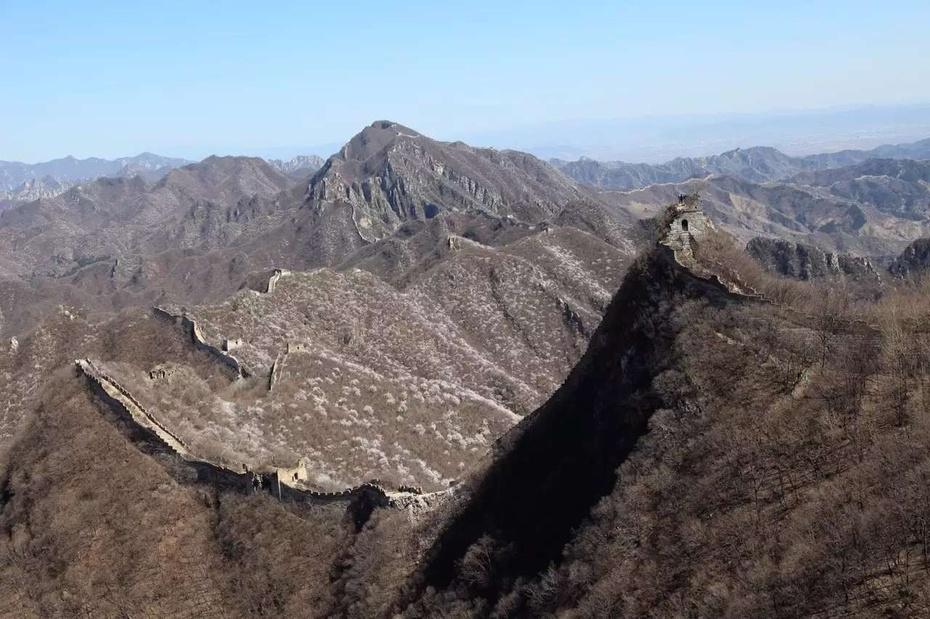 京郊第一野长城:箭扣长城 - 余昌国 - 我的博客