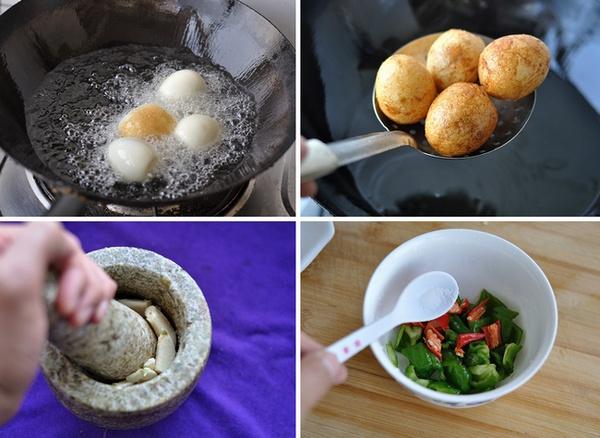 茶叶蛋 -- 让人不淡定的那些关于蛋蛋的家常吃法-狼之舞 - 荷塘秀色 - 茶之韵