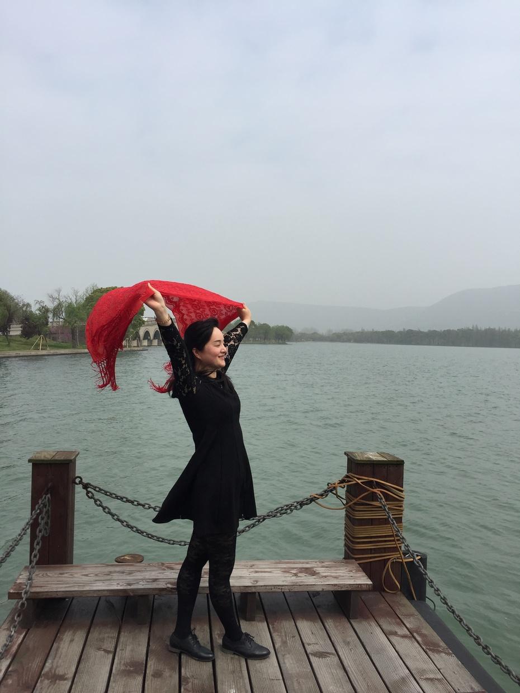 虞山,最美的风景是人 - 蔷薇花开 - 蔷薇花开的博客