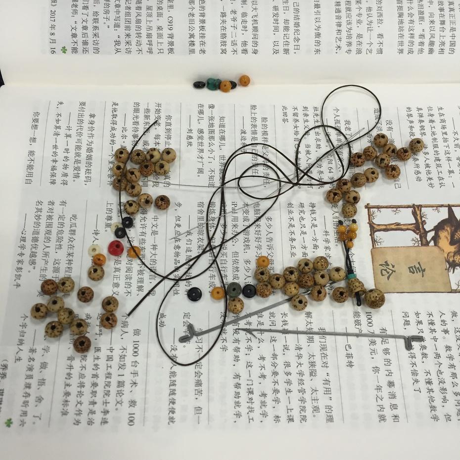 串珠 - 蔷薇花开 - 蔷薇花开的博客