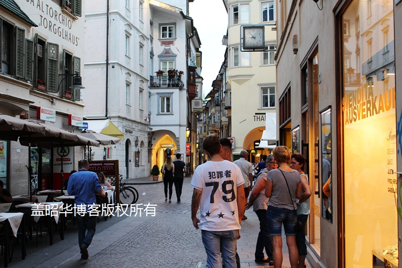 意大利的中国元素太多了 - 盖昭华 - 盖昭华的博客