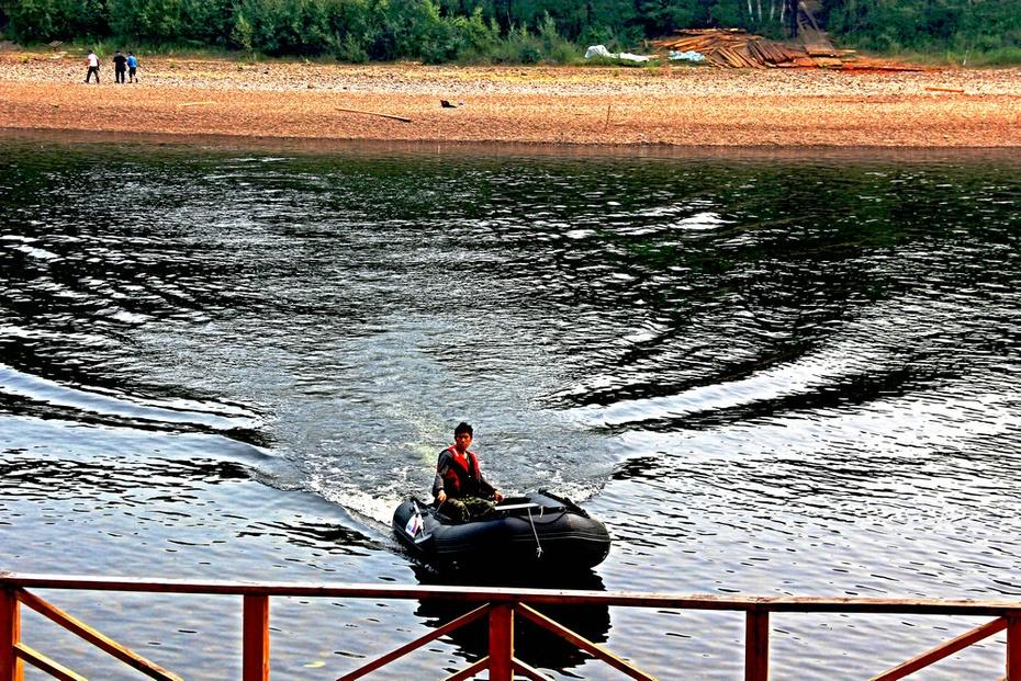 白鹿岛似飞碟浮水,莫尔道嘎俄式风情—暑期东北行之二十七 - 侠义客 - 伊大成 的博客