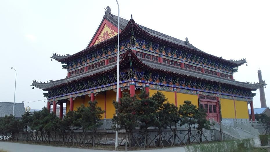 寺院之:阜新平安寺 - 淡淡云 - 淡淡云