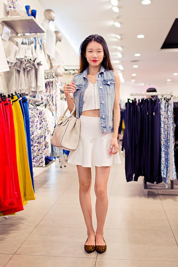 【Ava搭配周记】黑白配 - AvaFoo - Avas Fashion Blog