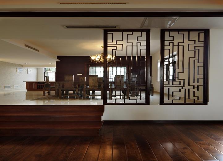 龙湖双珑原著380平米欧式私人会所装修案例