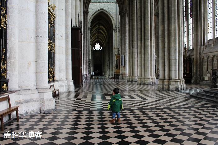 法国第一座摩天大楼的今天 - 盖昭华 - 盖昭华的博客