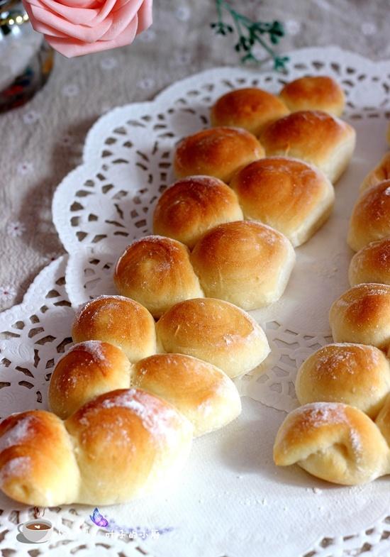 麦穗面包 - 叶子的小厨 - 叶子的小厨