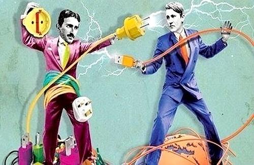 爱迪生和特斯拉的轮回再生正在现中国激战 - 追真求恒 - 我的博客