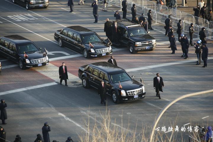 揭秘美国总统的专车(组图) - 心路独舞 - 心路独舞