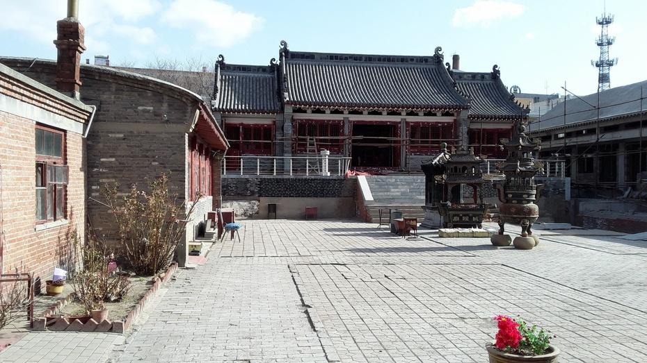 寺庙之:城隍庙 - 淡淡云 - 淡淡云